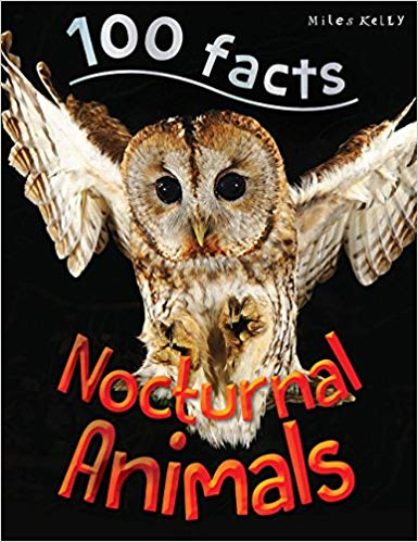 100 Facts: Nocturnal Animals