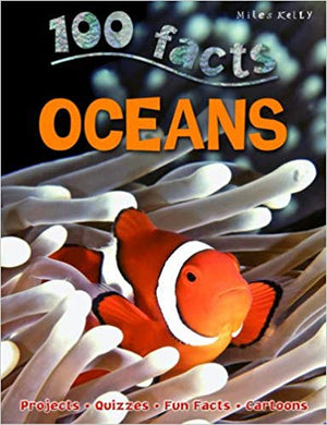 100 Facts: Oceans