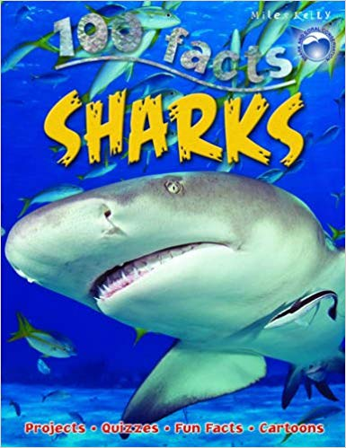 100 Facts: Sharks