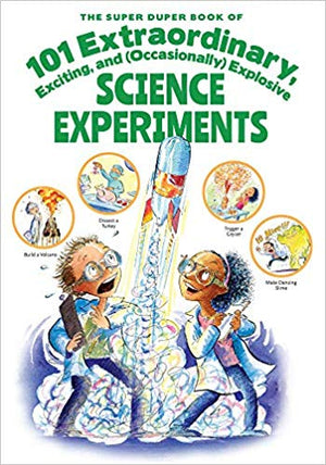 101 Science Experiments, Super Duper book of