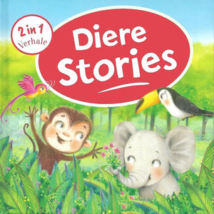 2 in 1 Dierestories