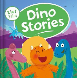 Dino Stories 2 in 1 Tales