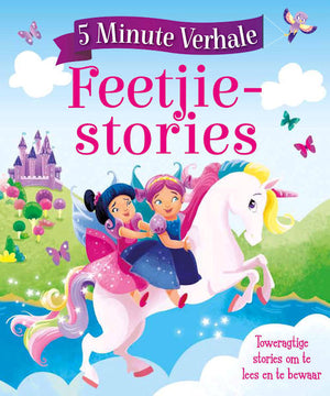 5 Minute Verhale: Feetjie Stories