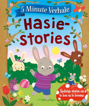 5 Minute Verhale: Hasie Stories