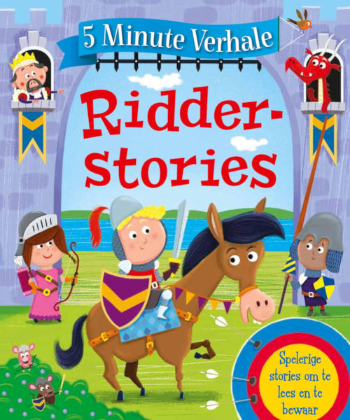 5 Minute Verhale: Ridder Stories