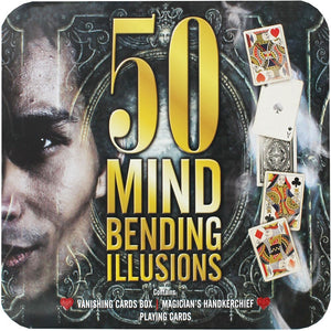 50 Best Illusions (Novelty book)
