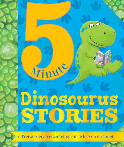 5 Minute: Dinosourrusstories