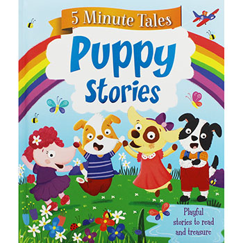 5 Minute Tales: Puppy Stories