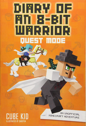 Minecraft: Diary of an 8-Bit Warrior: Quest Mode (Book 5)