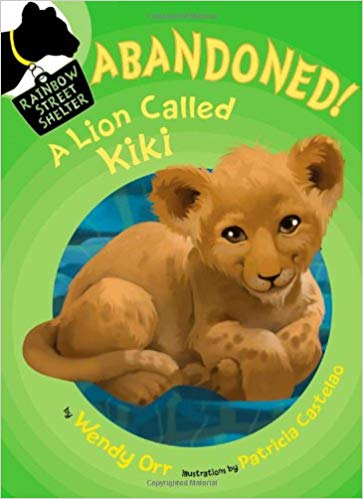 Abandoned: a Lion Called Kiki