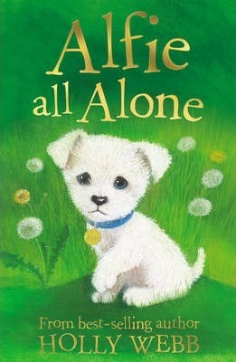 Holly Webb:  Alfie all Alone