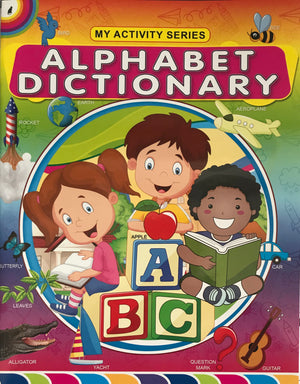 My Activity Series: Alphabet Dictionary