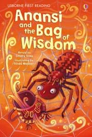 Anansi and the Bag of Wisdom: Usborne first reader
