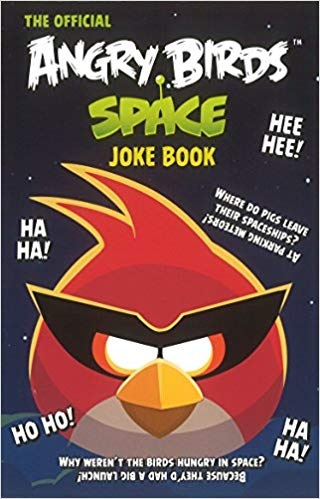 Angry Birds: Space Joke Book