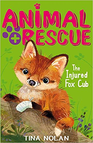 Animal Rescue: The Injured Fox Cub