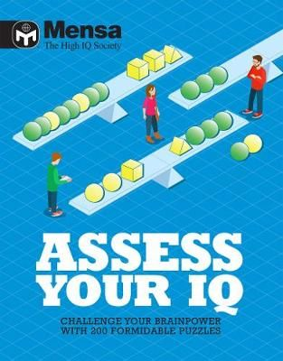 Assess Your IQ (Mensa)