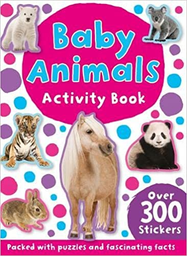 Baby Animals (Activity Book)