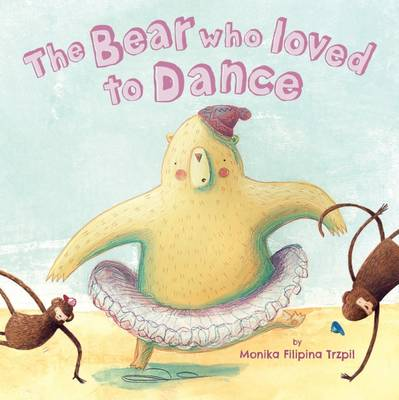 Bear who Loved to Dance, The (Picture flat)