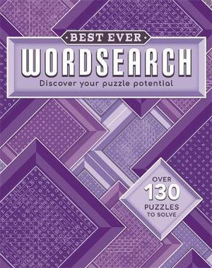 Wordsearch: Best ever wordsearch (Purple)