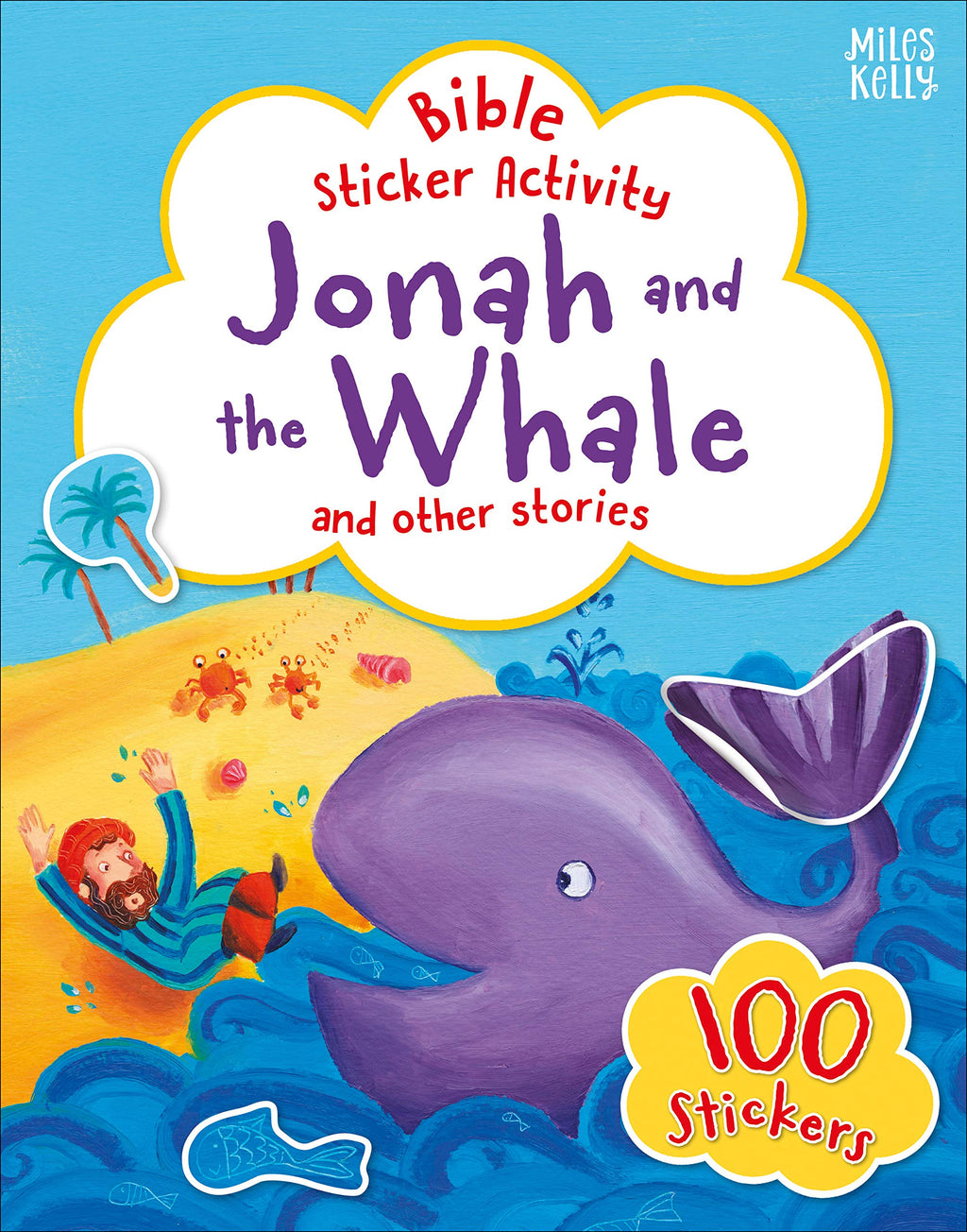 Bible Sticker Activity: Jonah and the Whale