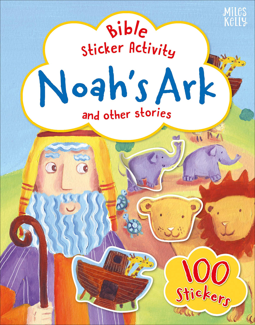 Bible Sticker Activity: Noah's Ark