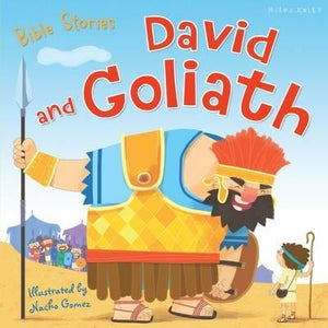 Bible Stories - David and Goliath