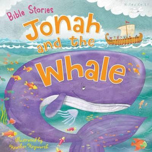 Bible Stories - Jonah and the Whale