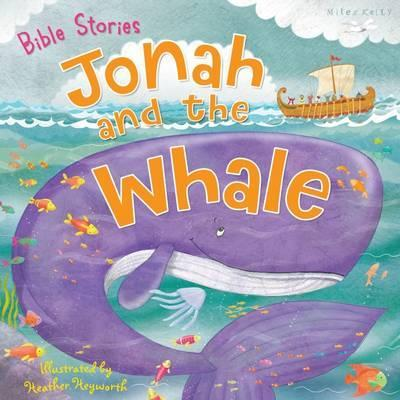 Bible Stories - Jonah and the Whale (Picture flat)