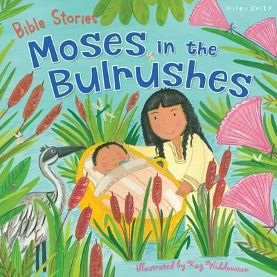 Bible Stories - Moses in the Bulrushes