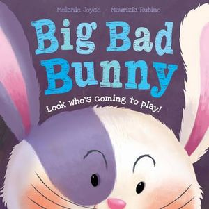 Big Bad Bunny (Picture flat)