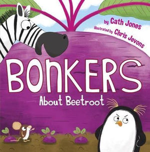 Bonkers about Beetroot (Picture flat)