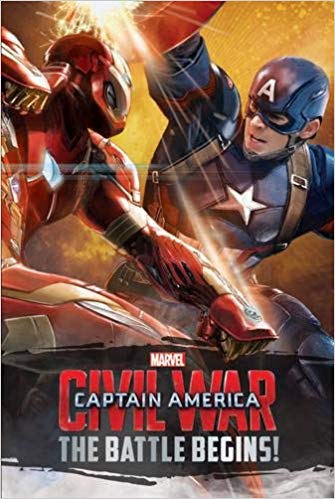 Captain America Civil War: Book of the Film