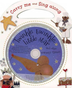 Carry Me and sing Along: Twinkle Twinkle Little Star (with CD)