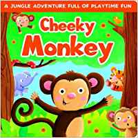 Boardbook: Cheeky Monkey