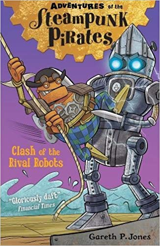 Adventures of the Steampunk Pirates: Clash of the Rival Robots