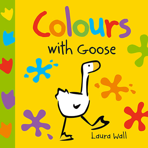 Board Book: Colours With Goose
