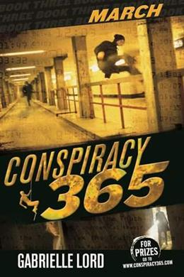 Conspiracy 365: March