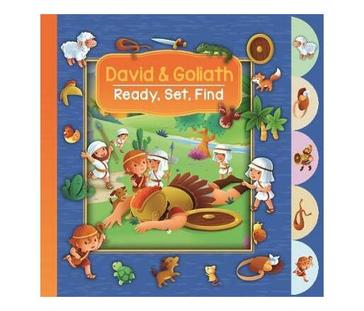 David & Goliath: Ready, Set, Find
