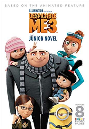 Despicable Me 3- The Junior Novel