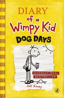 Diary of a Wimpy Kid (4): Dog Days