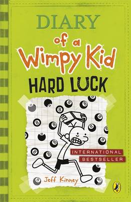 Diary of a Wimpy Kid (8): Hard Luck