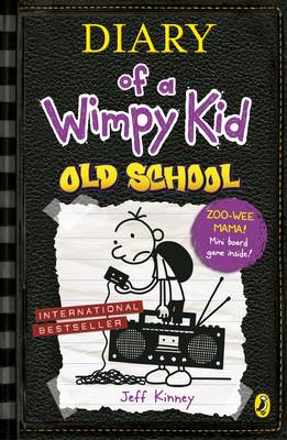 Diary of a Wimpy Kid (10): Old School