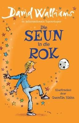 David Walliams: Die Seun in die Rok