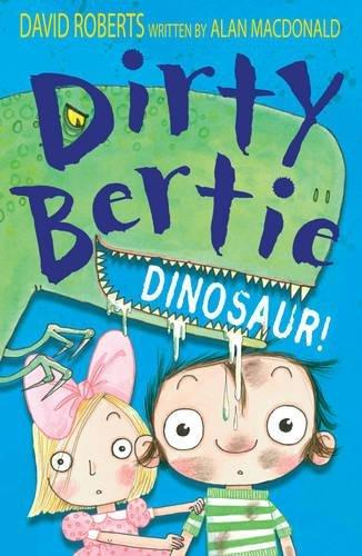 Dirty Bertie - Dinosaur!