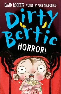 Dirty Bertie - Horror!