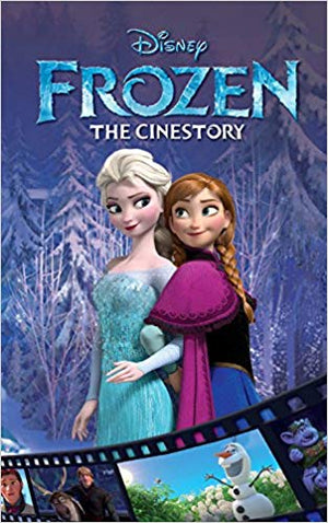 Disney: Frozen (Cinestory)