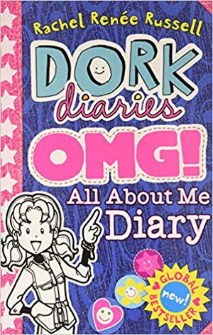 Dork Diaries - OMG! All About Me Diary