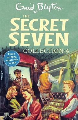 Enid Blyton: Secret Seven Collection 4