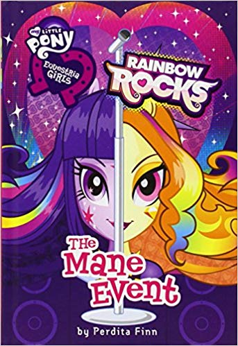 Equestria Girls: The Mane Event (My Little Pony)