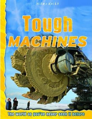 Tough Machines: Explore your world
